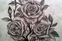 tatto art  / by Elizabeth R
