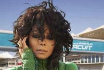 Janet Jackson / by Fabulous Fee