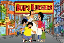 Bob's Burgers / I love this show ! / by Lindsey Heestand