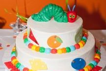Eric Carle Birthday Party - Hudson Turns One / by Kidville