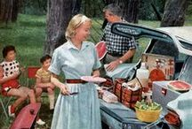 Let's have a Picnic / I love to Picnic / by Delia Muse Mooney
