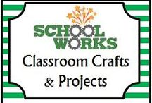 Classroom Crafts & Projects / by School Works