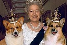 LIZZY AND FAMILY / Royal family pictures / by Lynn Hart