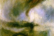 Turner, Singer Sargent, Whistler, Constable / by Ann Coppage