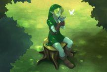 Legend of Zelda / by Nick Troup