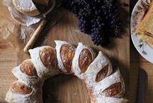 to enjoy | bread / by Camille Hernandez