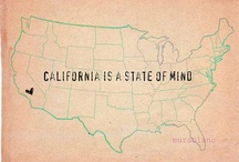 Love for California / by Selma