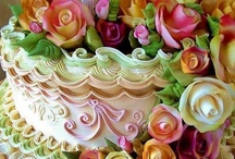 Let Them Eat Cake / Beautiful cakes / by Kitty and Me Designs