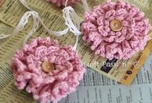 Crochet / Crochet patterns and crocheted items / by Kitty and Me Designs