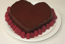Valentine's Day Treats / Take a look at some of SCHARFFEN BERGER's favorite Valentine's Day desserts and gifts! / by Scharffen Berger