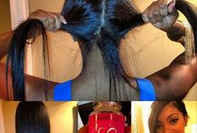 HairFinity / Before & Afters  / by Trese Brown