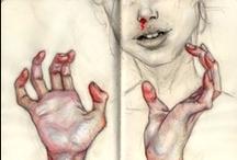 illustrations / by Estevão Oshima