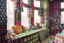 Boho Decor / by Julie Bull