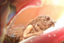 when you hear a fairy whisper / by Cindy Curtis