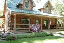 Cabin Me Timbers!!!!! / by John