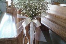 dia especial / vestidos de novia, arreglos, iglesia y mas / by Lidia Flores