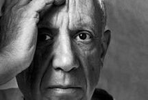 Pablo Picasso / 1881 - 1973 / by Rod Wilson