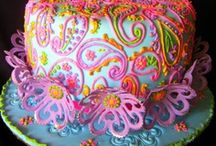 Decorated:  Cakes  / Fun decorated cakes! / by Marcie A.