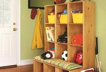 Storage Solutions / by Minwax