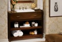 Vanities  / by Minwax