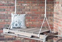Repurposed Wood Pallets / by Minwax