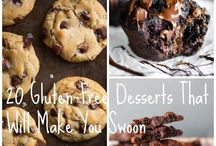 Gluten-Free Desserts! / Gluten & some vegan friendly desserts that are simply delicious! / by Carissa Ready