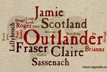 Outlander Series / by J. V. Peoples