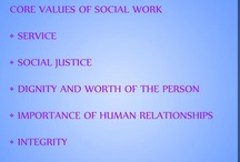 Social Worker / by Mark Mikula