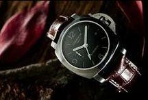 Watching Watches / Wristwatch Heaven / by hylton waldek
