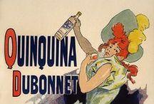 Wines & Liquors / Vintage Posters / by Yaneff International Fine Art