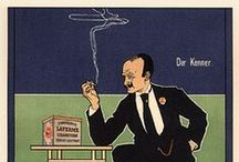 Cigars & Cigarettes / Vintage Posters / by Yaneff International Fine Art