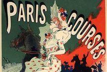 Sports & Recreation / Vintage Posters / by Yaneff International Fine Art