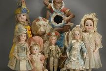 Doll Mania / Antique Dolls / by Tyler Made
