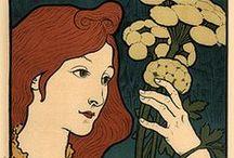 Eugène Grasset - Poster Gallery  / Poster Gallery  / by Yaneff International Fine Art