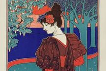 Louis Rhead - Poster Gallery  / Poster Gallery  / by Yaneff International Fine Art