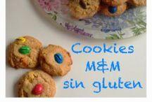 Sin gluten / Recetas para celiacos / by Cristina Flexas Méndez