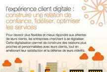 nos infographies / by Orange Business