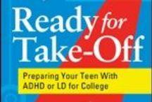 ADD / ADHD / LD: Teens / by Magination Press®
