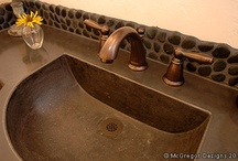 Integrated Concrete Sinks / by James McGregor