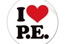 P.E / by Elena