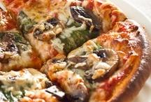 Pizza / by Pamela Kieft