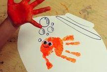 Manualidades infantil / by Mila Rodriguez Alcazar