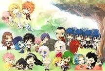 Fairy tail / More pins on my anime board / by Erin Marquez