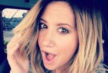 Ashley Tisdale ♡ / My Fashion Icon / by Mirko /CH