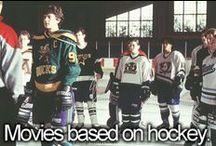 Hockey Movies / Hockey on the silver screen / by Hockey Hunks