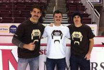 Movember Madness / by Hockey Hunks