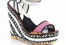 Wedge sandal 2014 / by Mirko /CH