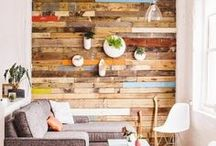 Walls, Color Schemes, Wall Decor / by Nicola Trumbull