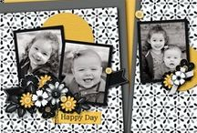 Scrapbook Pages / by Robbin Burris