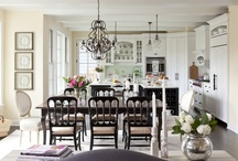 DESIGN|Dining Spaces / by Debra Magrone
